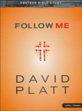 Follow Me: Preteen Bible Study, Member Book