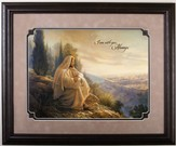O Jerusalem, Image of Jesus, Framed