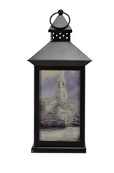 Hometown Chapel, LED Lantern