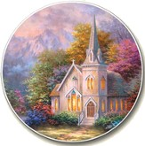 Church Auto Coaster