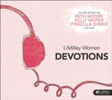 LifeWay Women Audio Devotional CD (CD set)