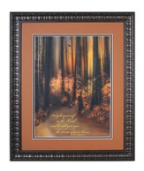 Delight Yourself In the Lord Framed Art