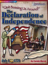 Declaration of Independence Repro Activity Book