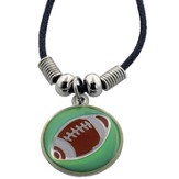 Mood Changer Football Pendant