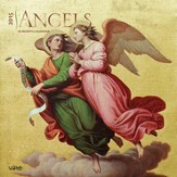 Angels, 2015 Wall Calendar