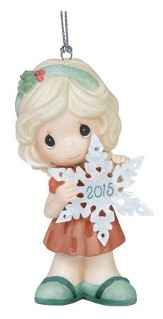 2015 You Make The Season One Of A Kind Ornament Figure