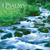 Psalms, 2015 Wall Calendar