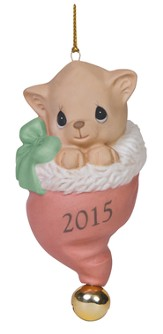 2015 Pur-fect Love Kitten Ornament