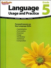 Language: Usage and Practice Grade 5 - Slightly Imperfect