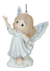 Lift Every Voice and Sing, Angel Ornament - Slightly Imperfect