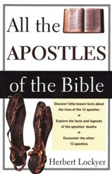 All the Apostles of the Bible  - Slightly Imperfect