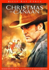 Christmas in Canaan, DVD