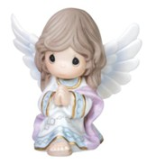 Praise To The New Born King Figurine, Mini