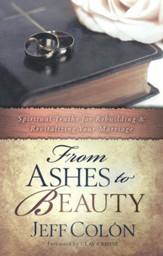 From Ashes to Beauty: Spiritual Truths for Rebuilding & Revitalizing Your Marriage