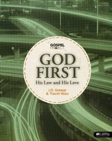 The Gospel Project: God First  Adult Study Guide