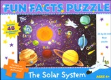 The Solar System Fun Facts Puzzle
