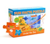 Under the Sea Fun Facts Puzzle