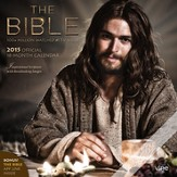 The Bible, TV Series, 2015 Wall Calendar