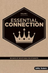 Essential Connection: 90 Days of Devotions, Volume 1 (Journal)
