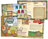 Primary Activity Pages with Stickers