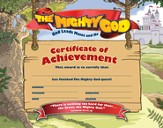 Achievement Certificates, pack of 25