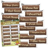 Location Signs, package of 12