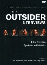The Outsider Interviews DVD: A New Generation Speaks Out on Christianity