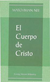 El Cuerpo de Cristo, Paquete de 10  (The Body of Christ, 10 pack)