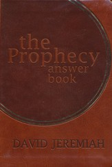 The Prophecy Answer Book  - Slightly Imperfect