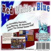 Red, White, and Blue (Access Code to Download Game)