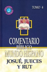 CBMH: Josué, Jueces y Rut  (MHBC: Joshua, Judges and Ruth)