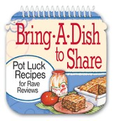 Potluck Recipe Booklet