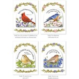 Praying for You Bird Notes with Magnets, Set of 12