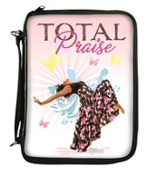 Total Praise Bible Organizer Cover