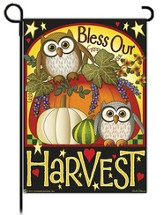 Bless Our Harvest Flag, Small