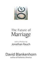 The Future of Marriage - Slightly Imperfect