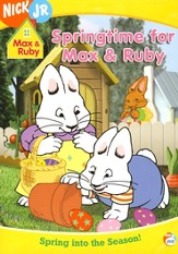 Springtime for Max & Ruby/Afternoons with Max & Ruby, DVD