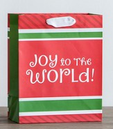 Joy to the World, Gift Bag, Medium