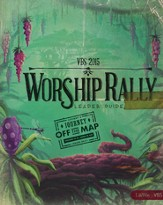 Journey Off the Map VBS 2015: Worship Rally Guide