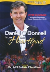 Daniel O'Donnell from the Heartland, DVD