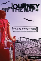 Journey Off the Map VBS 2015:  Student Book (teen)