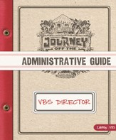 Journey Off the Map VBS 2015: Administrative Guide