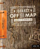 Journey Off the Map VBS 2015: VBX Preteen Bible Study Leader Guide