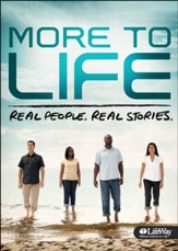 More to Life: Real People. Real Stories, DVD