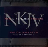 NKJV New Testament on CD's