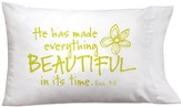 He Has Made Everthing Beautiful, Pillowcase