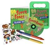 50 Super Songs CD Activity Kit