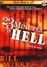 23 Minutes In Hell Audiobook on CD