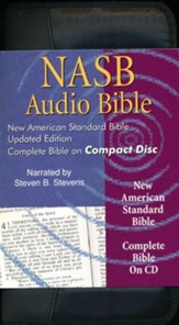 NASB Premium Edition Complete Audio Edition In  Zipper Case