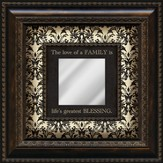Love of a Family Mirror